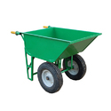 4 CFT Laderal Double Wheel Barrow