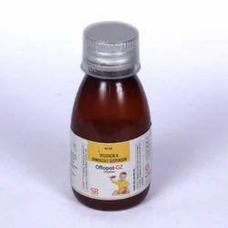 Ofloxacin 50mg Ornidazole 125mg Syrup