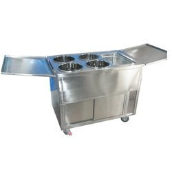 Mobile Bain Marie with Door