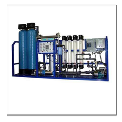 Water Treatment Reverse Osmosis Plant