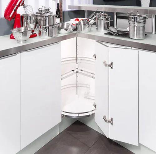 Modular Kitchen Corner Storage Carousel Manufacturer From
