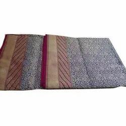 6.3 Meter Zari Brocade Ladies Designer Banarasi Silk Sarees, With Blouse Piece