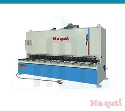Hydraulic Motorized Back Gauge Shearing Machine