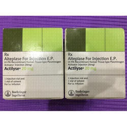 Alteplase for Injection EP