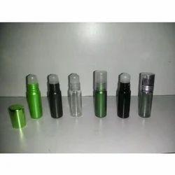 6 ML Attar Bottles in PET Plastic