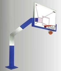 Basketball Pole 17 cm (6) Squire Pipe 25 MM Metco
