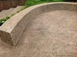 Aggrgate Stone Concrete flooring
