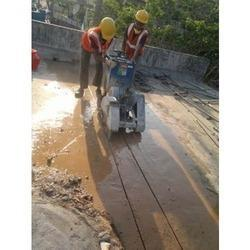 Concrete Cutting by Wire Saw