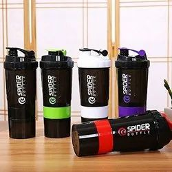 Multicolor Printed Promotional Water Bottles, Size: 500ml