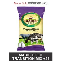 Marie Gold Transition Mix ( 21) Cattle Feed