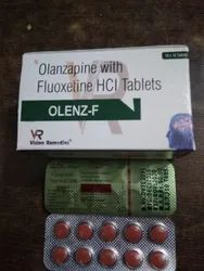 Olanzapine With Fluoxetine HCL Tablets