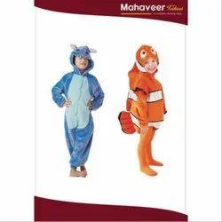 Unisex Cotton Kids Fancy Dress Costume, Size: Small