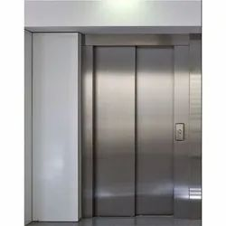 Without Machine Room Auto Door MRL Lift, Max Persons/Capacity: 6 Persons, Model Name/Number: VTGL06