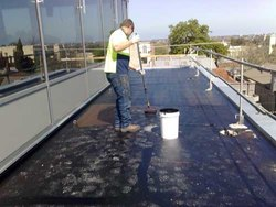 Water Proofing with thermal insulation