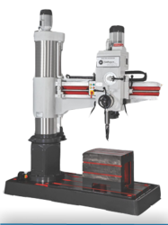 SIDDHAPURA RADIAL DRILLING MACHINE