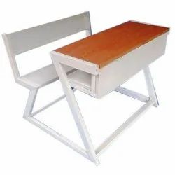 2 Seater Desk Bench