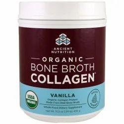 Ancient Nutrition Organic Broth Collagen Vanilla Powder