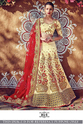 Grand Red Wedding Lehenga Choli