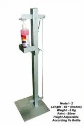 Hand Sanitizer Stand For Factory Entrance