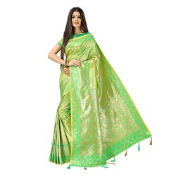 1848 Festive Wear Jacquard Silk Saree