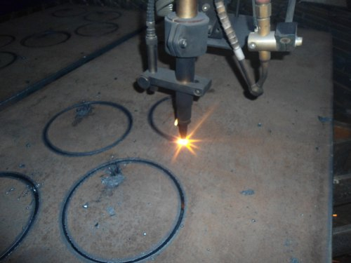 CNC MS Profile Cutting Service