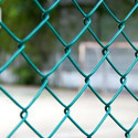 Color Coated Chain Link Fence