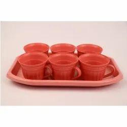 Plastics Cup Set