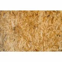 Brown Oriented Strand Board