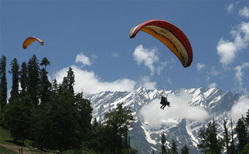 Paragliding In Manali Services