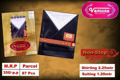 VEMONE Regular Wear Suiting and Shirting
