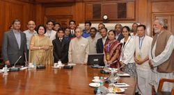 Innovation Scholars In-Residence programme at Rashtrapati Bhavan, 2015