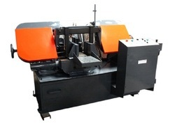 SBM - 200 H Swing Type Complete Hydraulic Band Saw Machine