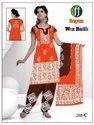 Girach Rayon Wax Batik Printed Dress Material Catalog Collection