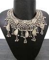 Vintage Boho Necklace Gypsy Hippie Fashion Jewelry