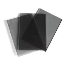 Black 3.5 Mm Tinted Float Glass, For Office