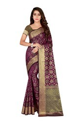 Richa Fashion World Latest Bandhani Patoda Saree
