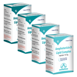 Amphotericin B Lipid Complex Injection 10mg/ 25mg/ 50mg/ 100mg