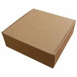 Cardboard Brown Corrugated Box, Box Capacity: 21-30 Kg, 3. 5. 7. 9. 11. Ply