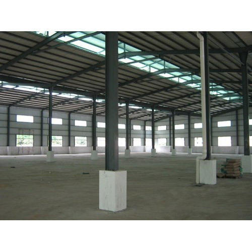 MS Prefabricated Office Structure