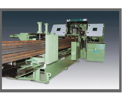 Special Purpose Horizontal Bandsaw Metal Sawing Machines