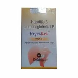 Heparel Hepatitis B Immunoglobulin 200iu