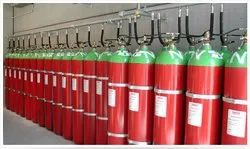 INERGEN GAS REFILLING, for Industrial