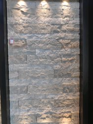 Grey Mint Stone Wall Cladding