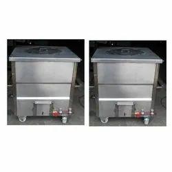 Stainless Steel Portable Tandoori Oven