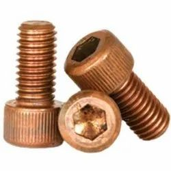 Copper Bolts And Nuts