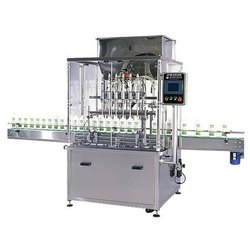 Auto Filling And Cap Sealing Machine