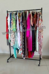 Clothes Hanger Stand for Exhibition