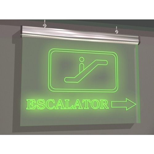 Led Edge Lit Board