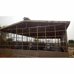 Prefabricated Poultry House Structure
