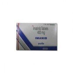 Imanib Imatinib 400mg Tablets